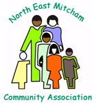 North East Mitcham Community Association Logo